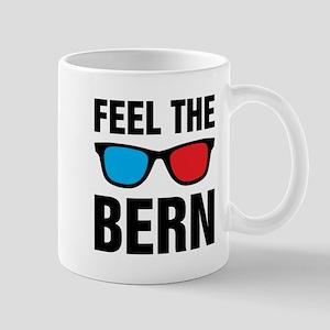Feel the Bern [glasses] Mugs